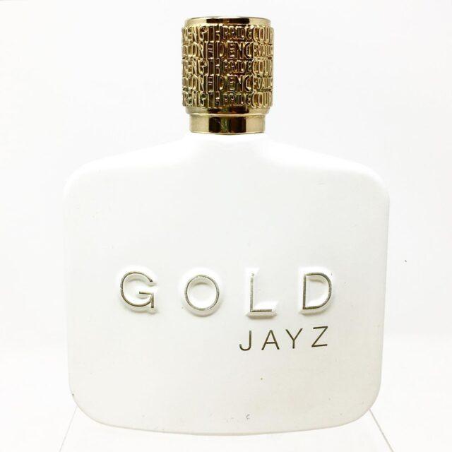 JAY Z Gold Cologne 3.0 Fl Oz 28648