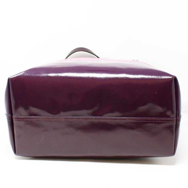 KATE SPADE Purple Tote 28824 4