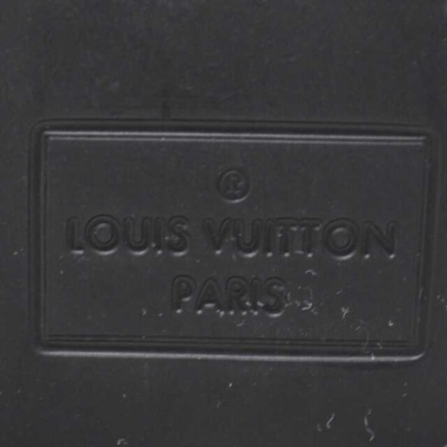 LOUIS VUITTON Monogram Canvas Glaze Outland Ankle Boots US 9 EU 39 29059 4