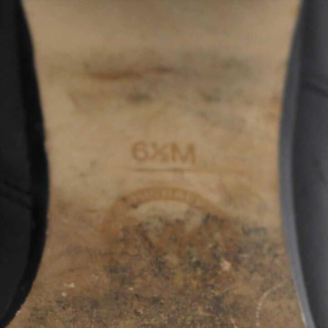 MICHAEL KORS Black Leather Boots US 6.5 EU 36.5 28946 4
