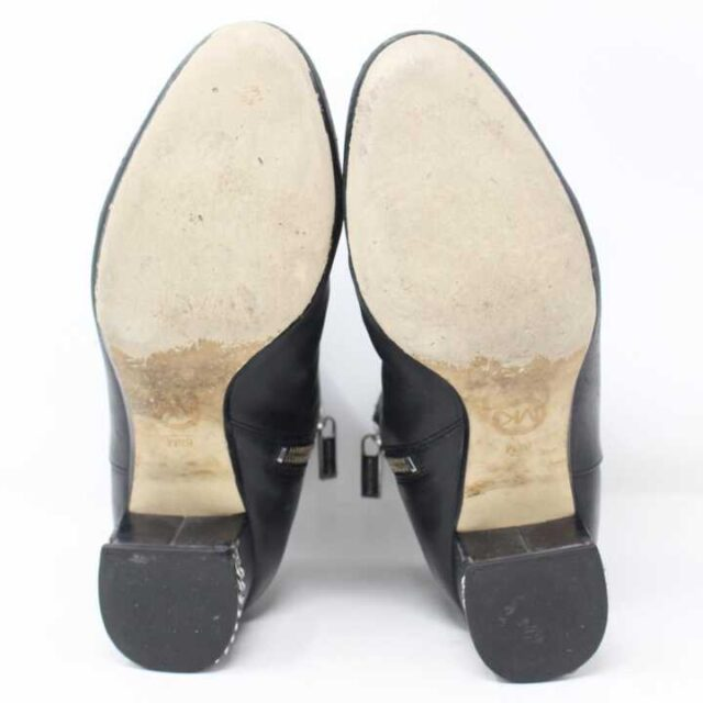 MICHAEL KORS Black Leather Boots US 6.5 EU 36.5 28946 5 1