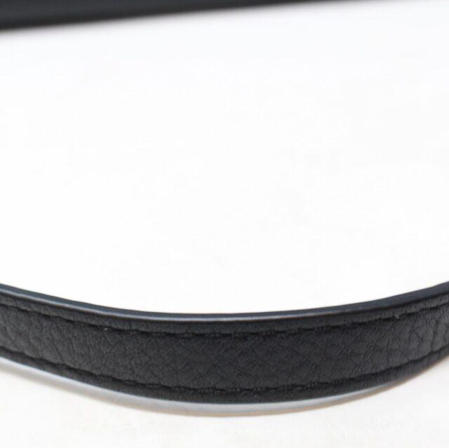 MICHAEL KORS Black Pebbled Leather Crossbody Tote 22557 8 1