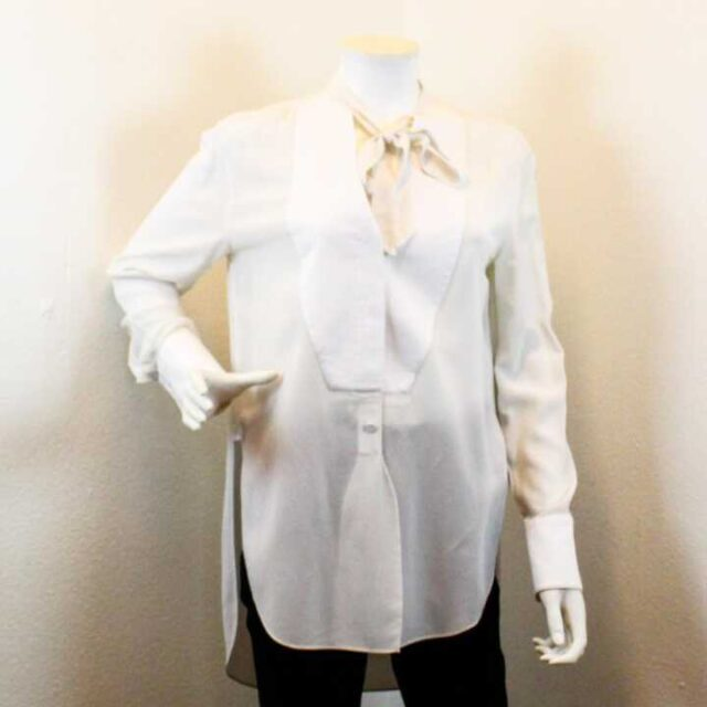 RAG BONE White Blouse 28178 1