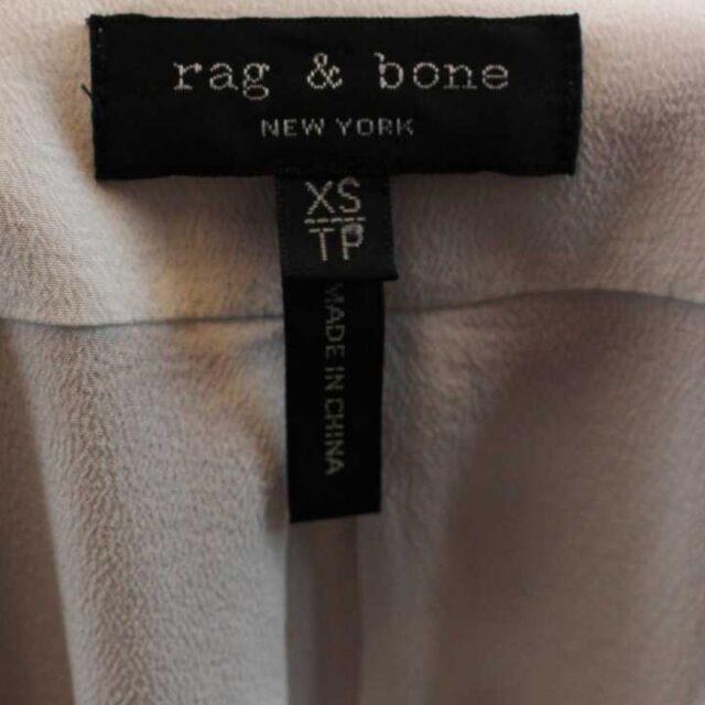 RAG BONE White Blouse 28178 5