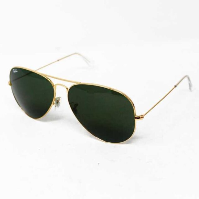 RAY BAN Mens Aviator Sunglasses 29047 1