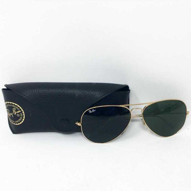 RAY BAN Mens Aviator Sunglasses 29047 6