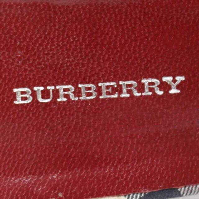 BURBERRY Denim Heels US 8.5 EU 38.5 29182 6