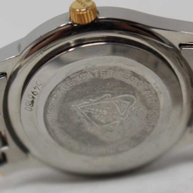 GUCCI Mother of Pearl Stainless Steal Watch 29152 3