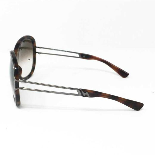 HOGAN Brown Round Sunglasses 29248 2