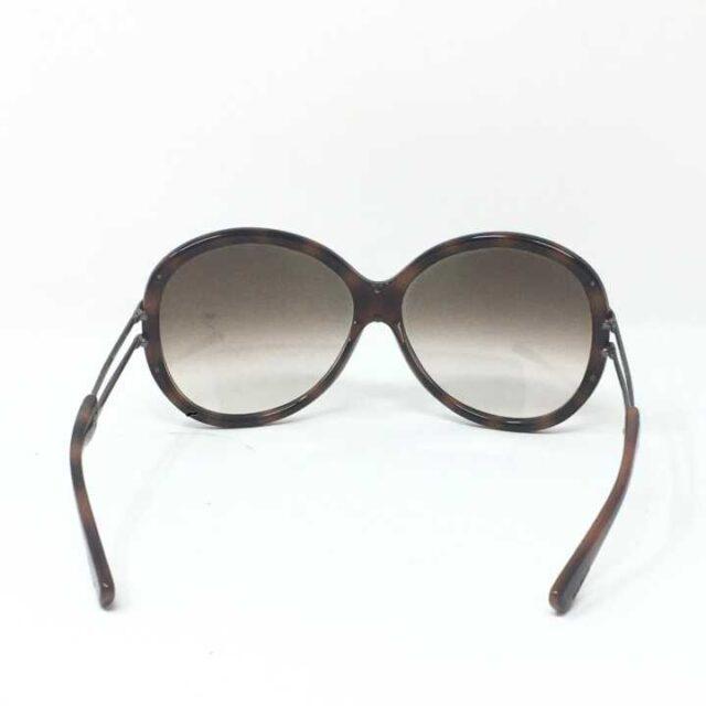 HOGAN Brown Round Sunglasses 29248 5