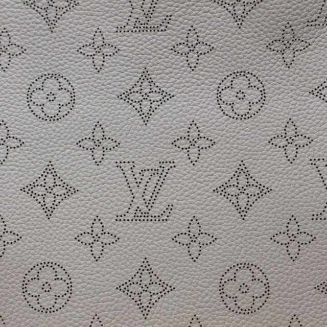 LOUIS VUITTON Tan Pebbled Leather Babylone Chain BB Crossbody 29136 8