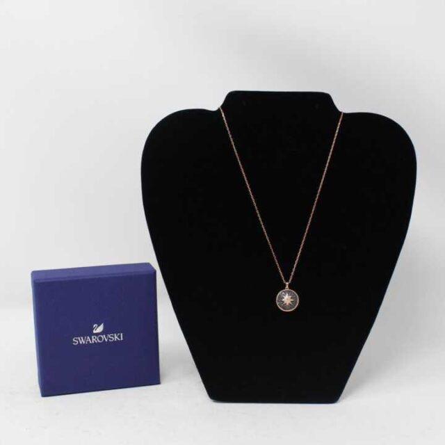 SWAROVSKI Rose Gold Necklace 29147 4