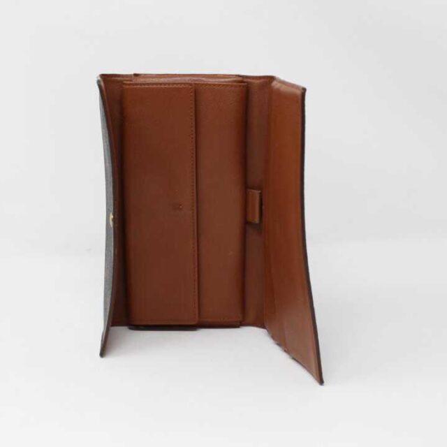 LOUIS VUITTON Monogram Canvas International Bifold Wallet AYB055 5