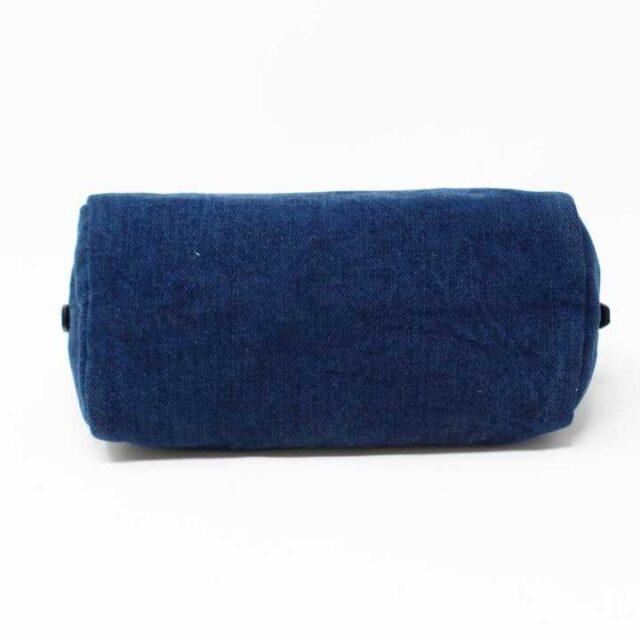 PRADA Denim Cosmetic Bag 29350 3