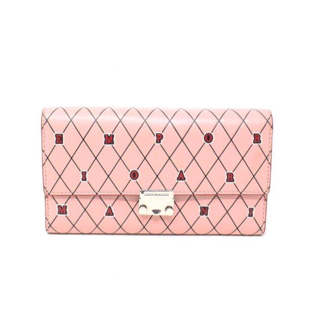 EMPORIO ARMANI Pink Multi Wallet 29959 1