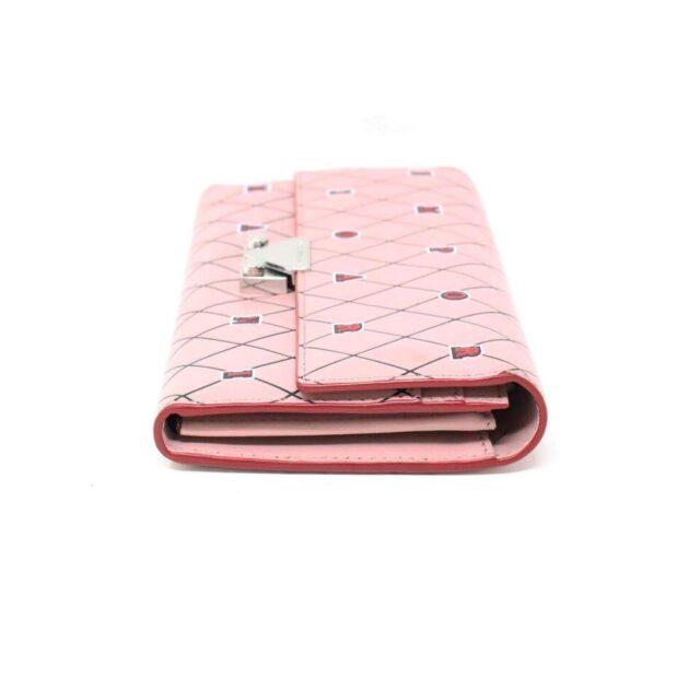EMPORIO ARMANI Pink Multi Wallet 29959 2