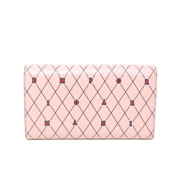 EMPORIO ARMANI Pink Multi Wallet 29959 3