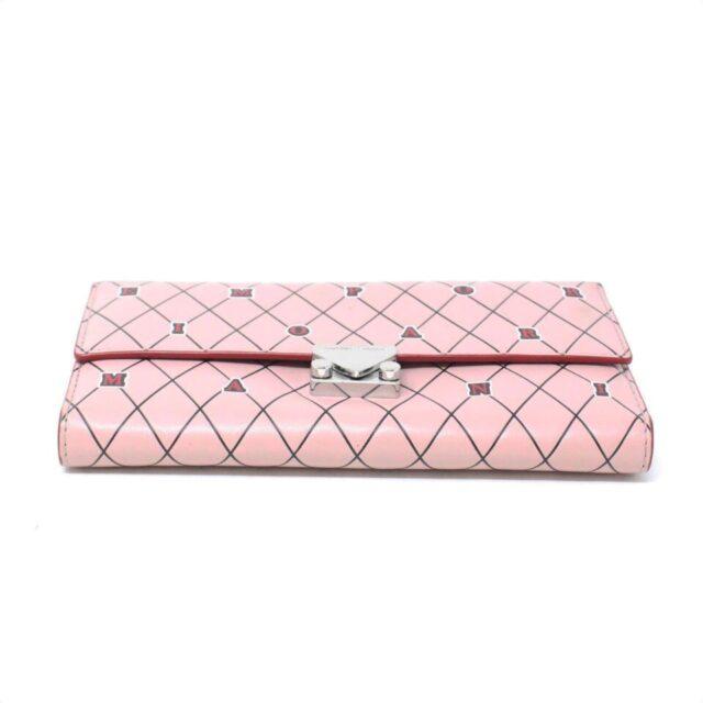 EMPORIO ARMANI Pink Multi Wallet 29959 4