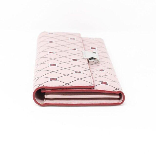 EMPORIO ARMANI Pink Multi Wallet 29959 5