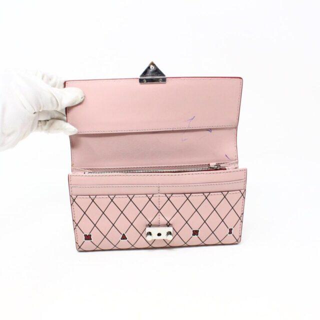 EMPORIO ARMANI Pink Multi Wallet 29959 7