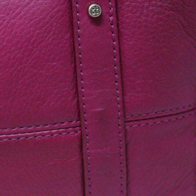 KATE SPADE Purple Leather Tote 29983 7