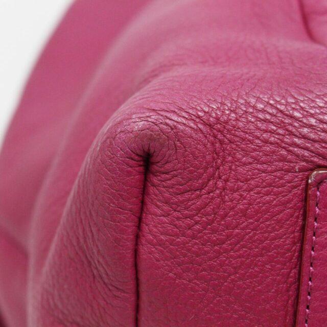 KATE SPADE Purple Leather Tote 29983 8