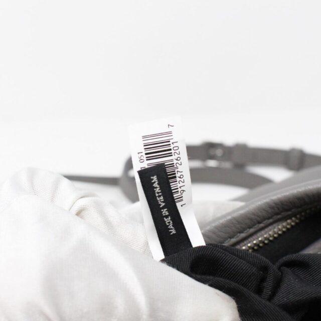 MARC JACOBS Grey Leather Crossbody 30019 7