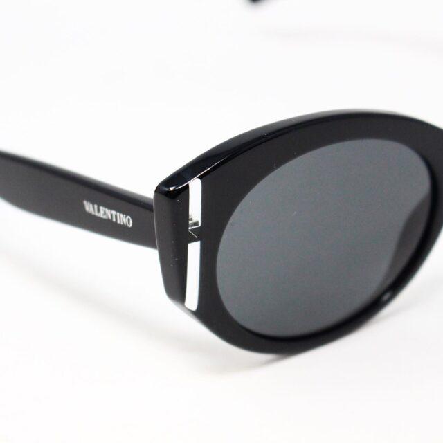 VALENTINO 30062 Black 35 mm Cat Eye Sunglasses 5