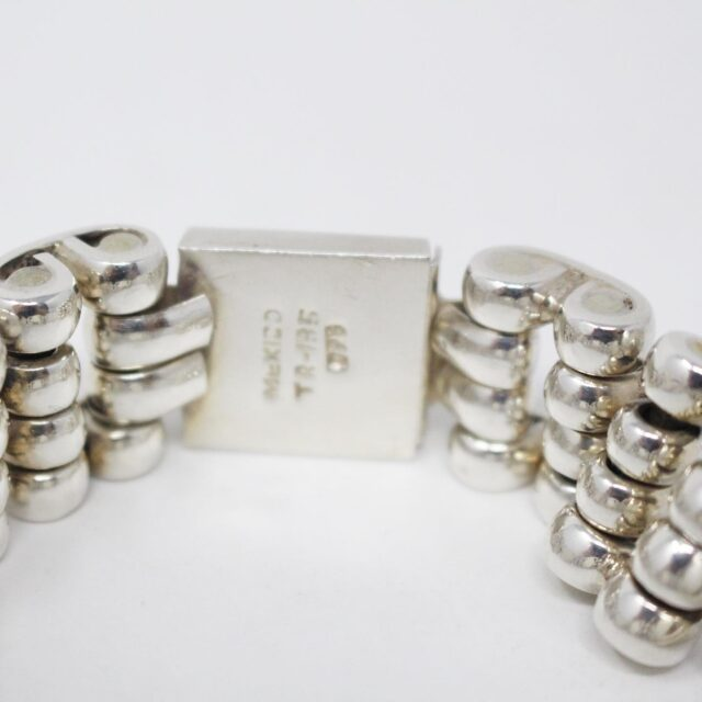 31162 .925 Sterling Silver Lapis Lazuli Gemstone Bracelet 4