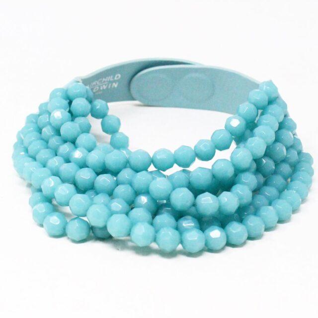 FAIRCHILD BALDWIN Bella Bright Turquoise Necklace 1