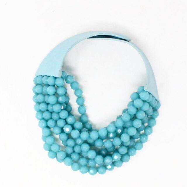 FAIRCHILD BALDWIN Bella Bright Turquoise Necklace 2