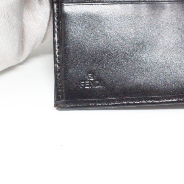 FENDI 31139 Brown Zucca Wallet 7