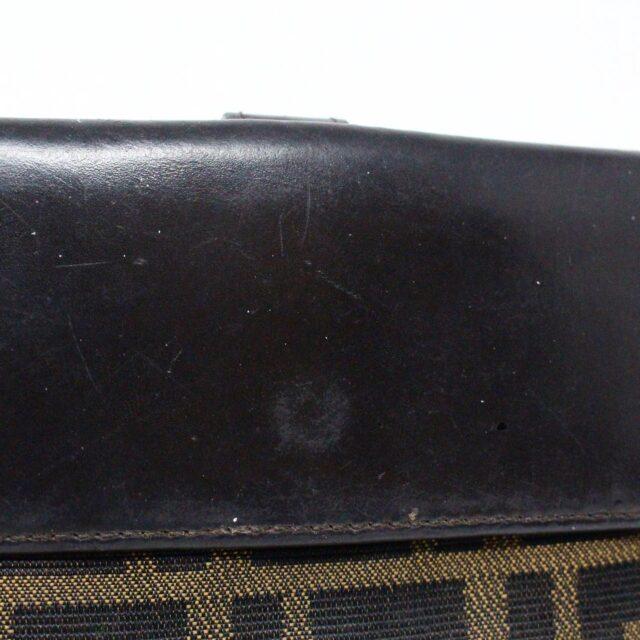 FENDI 31139 Brown Zucca Wallet 9