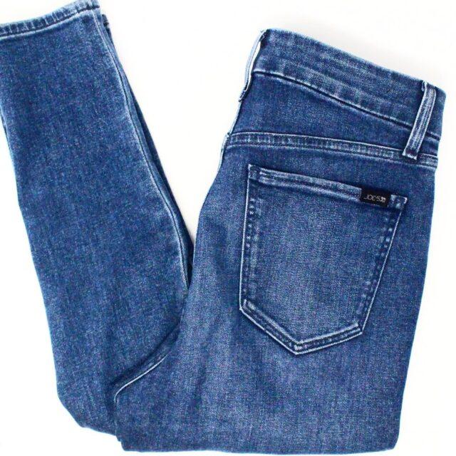 JOES 31086 Dark Blue High Waisted Skinny Jeans Size 27 1