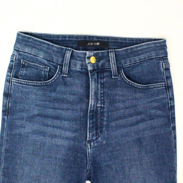 JOES 31086 Dark Blue High Waisted Skinny Jeans Size 27 2