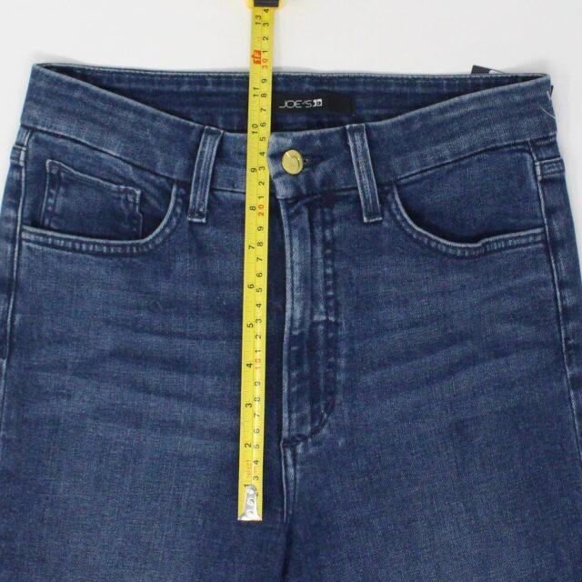 JOES 31086 Dark Blue High Waisted Skinny Jeans Size 27 4