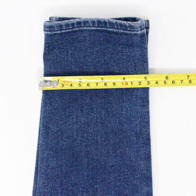 JOES 31086 Dark Blue High Waisted Skinny Jeans Size 27 5