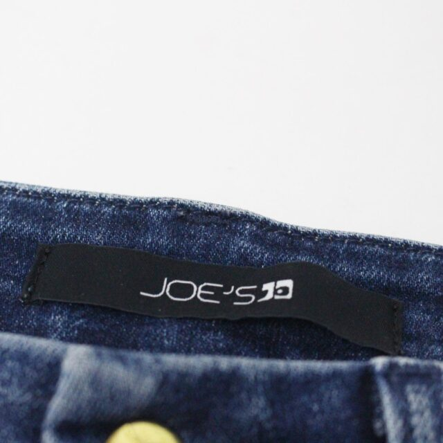 JOES 31086 Dark Blue High Waisted Skinny Jeans Size 27 6
