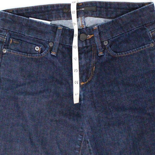 JOES AYB082 Dark Blue Wide Fit Rocker Jeans Size 26 Wide 2