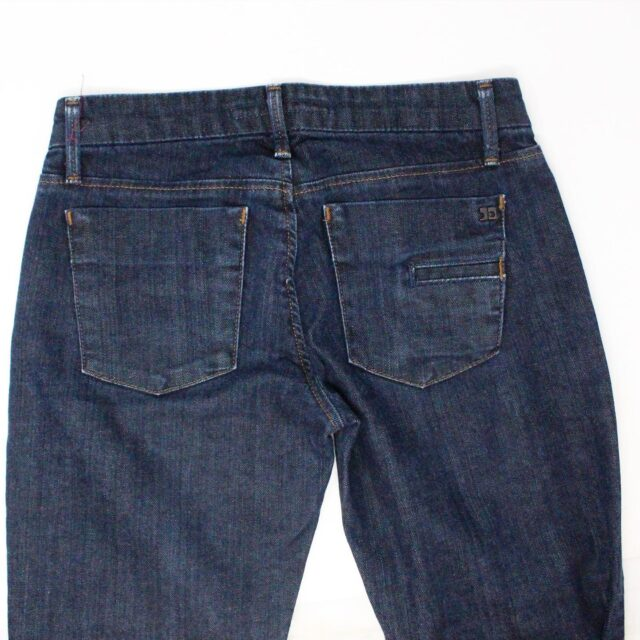 JOES AYB082 Dark Blue Wide Fit Rocker Jeans Size 26 Wide 4