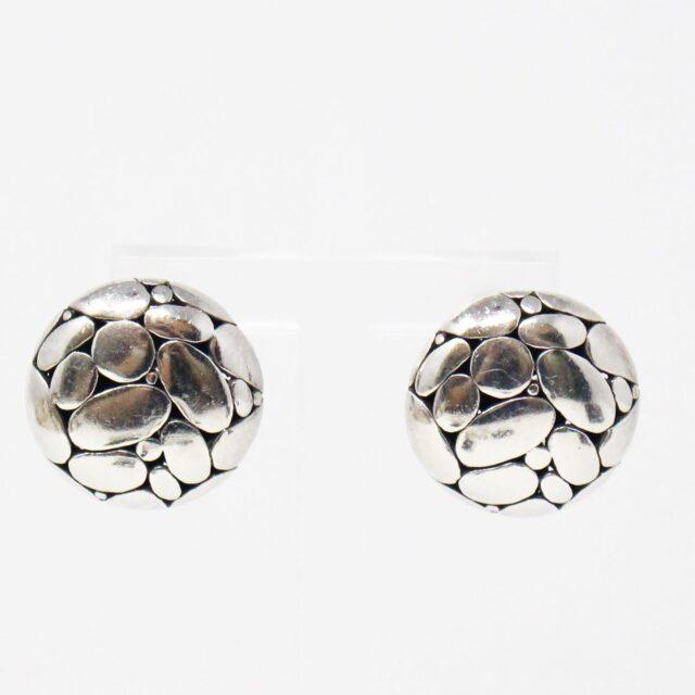 JOHN HARDY 31161 .925 Sterling Silver Earrings 1