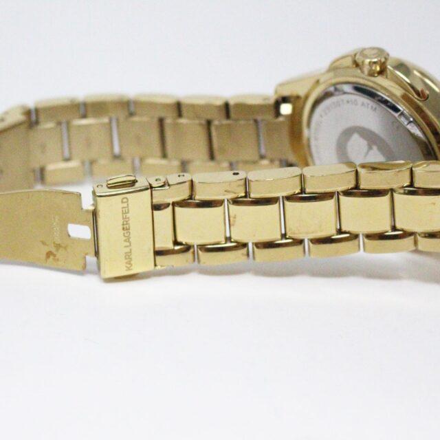 KARL LAGERFELD 31144 Stainless Steel Watch 5