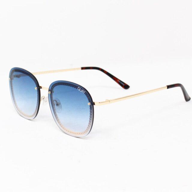 QUAY AUSTRALIA 27608 Jezabell Chain Round Sunglasses 1