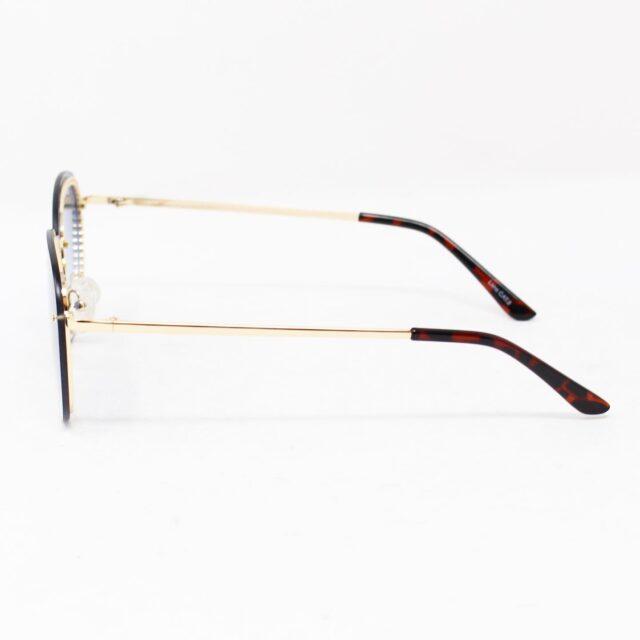 QUAY AUSTRALIA 27608 Jezabell Chain Round Sunglasses 2