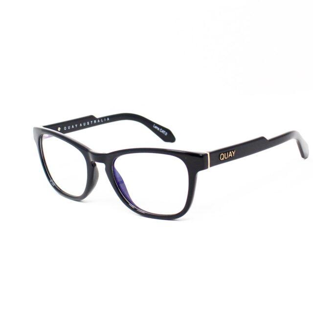 QUAY AUSTRALIA 27654 Hardware Blue Light Mini Glasses 1