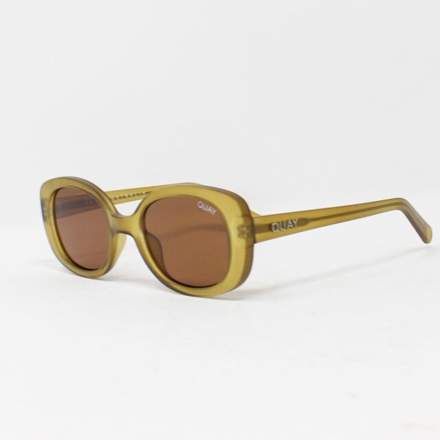 QUAY AUSTRALIA 27756 Brown Lulu Sunglasses 1