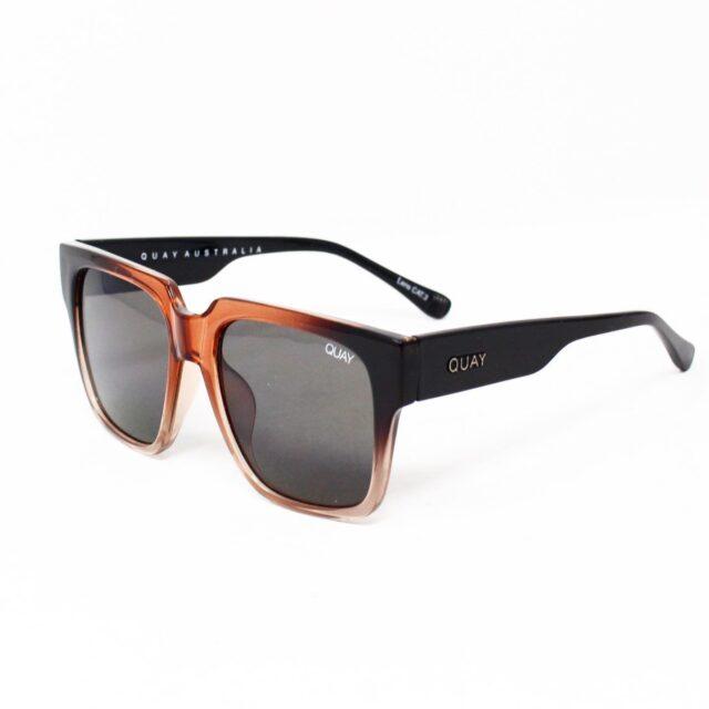 QUAY AUSTRALIA 27802 Brown On The Prowl Sunglasses 1