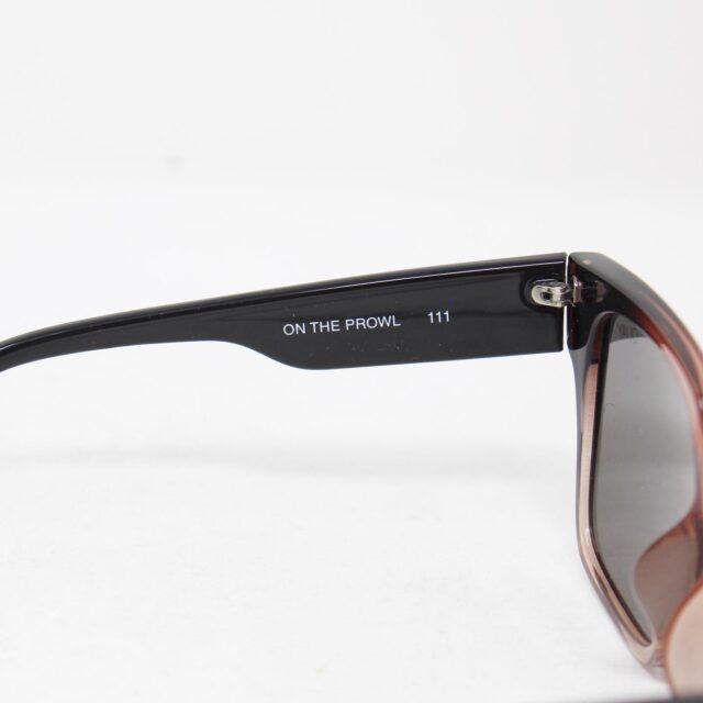 QUAY AUSTRALIA 27802 Brown On The Prowl Sunglasses 4