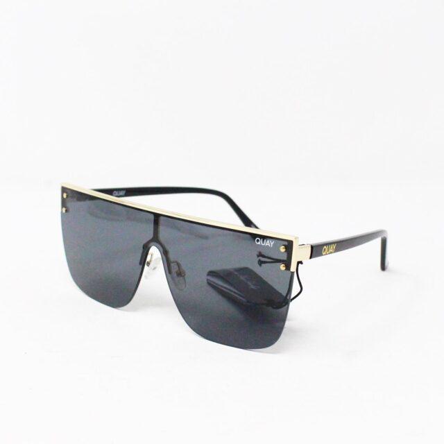 QUAY AUSTRALIA 30882 Black Blocked Sunglasses 1