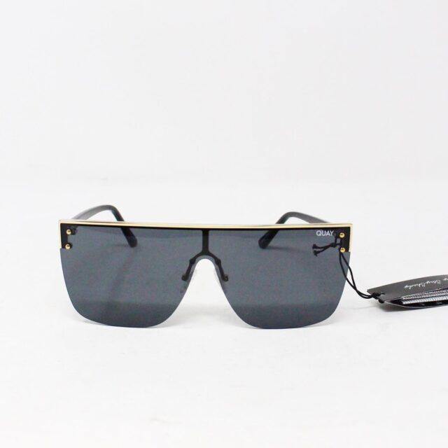 QUAY AUSTRALIA 30882 Black Blocked Sunglasses 2